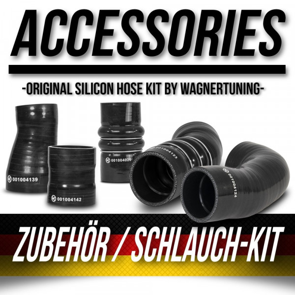 210001018 Wagner Silikonschlauch Kit Audi S3 8L - 1.8 T