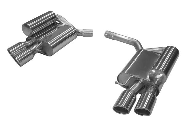 BN-Pipes Endschalldämpfer Audi S4 - Typ B8