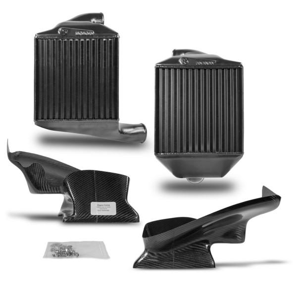 200001006 Wagner Comp. Gen.2 Ladeluftkühler Kit Audi S4 B5 A6 2,7T - 2.7 BiTurbo