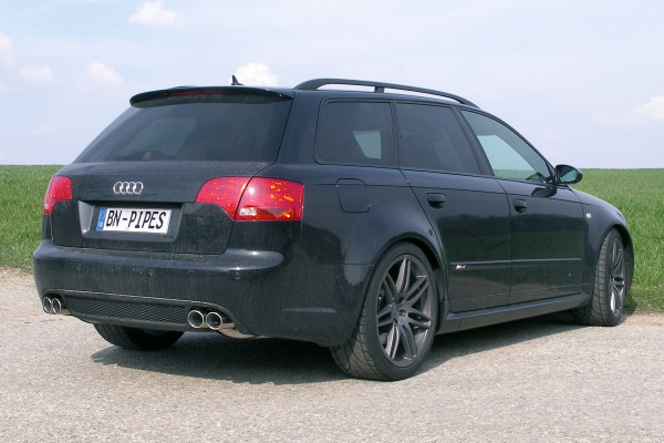 BN-Pipes Audi RS4 - Typ B7