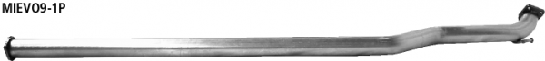Bastuck MIEVO9-1P Mitsubishi Lancer Lancer Evo IX Ersatzrohr für Vorschalldämpfer (Dieser Artikel is