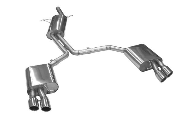BN-Pipes Audi A4 - Typ B8 (Benzin)