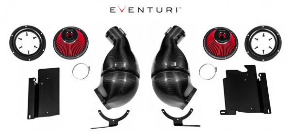Eventuri Carbon Ansaugsystem Lamborghini Huracan Supercharged
