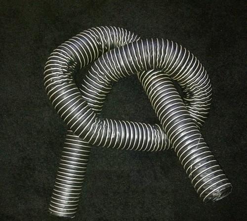 NEO 1 Ø 80 mm Glasfiber Ansaugschlauch / Flexschlauch 1 Meter