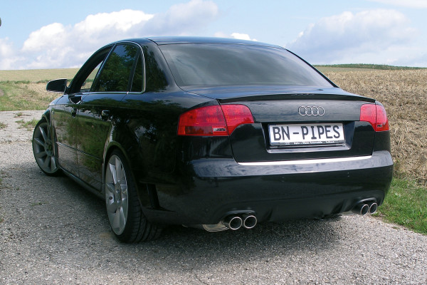 BN-Pipes Audi S4 - Typ B6