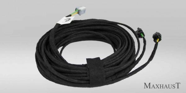 Maxhaust Soundmodul Kabeladapter für Lautsprecher 3+4
