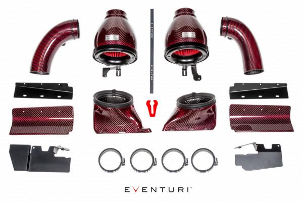 Eventuri Carbon Ansaugsystem Audi B8 RS4 RS5