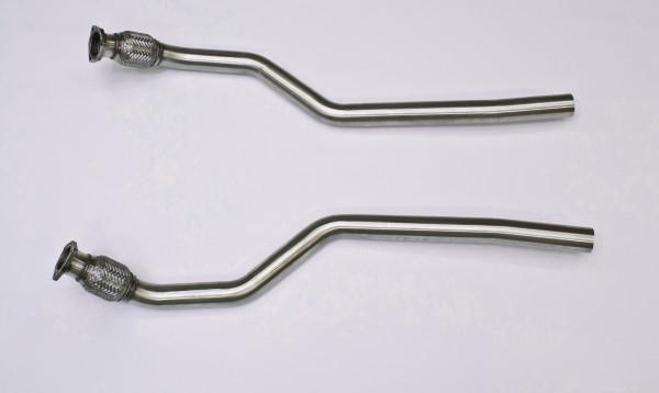 Milltek SSXAU223 Large-bore Downpipes - Audi S5 4.2 V8 B8 Coupé (Manual and Auto) (2007 - 2011)