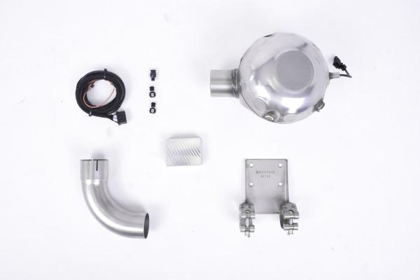 Milltek SSXAU742 Active Sound Control - Audi A6 2.0TDI & 3.0TDI (Non-Quattro) C7 (2011 - 2018)